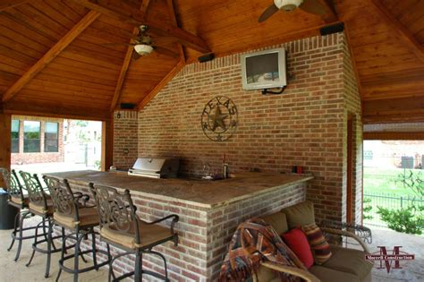 Cabanas Fort Worth Outdoor Kitchens   General Contractor