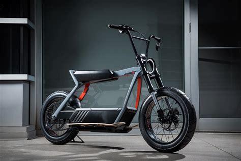 Harley-davidson Tests Electric Concept Bikes At Aspen X