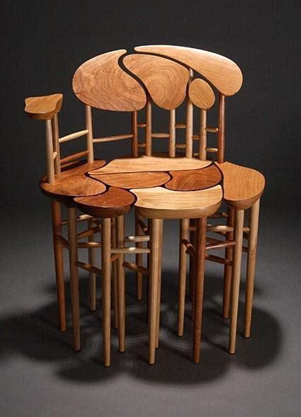 unique wood furniture images  pinterest
