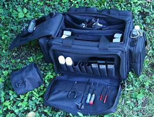 Shooters Connection Tournament Series Shooting Bag PRO-BLACK