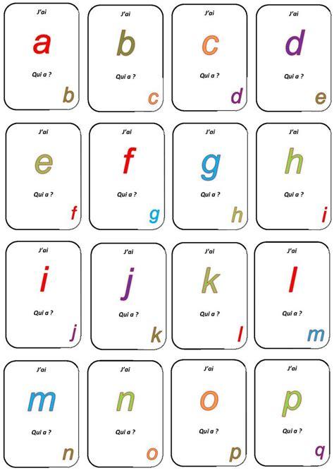jeu la cuisine de jeu quot j 39 ai qui a quot la maternelle de camille alphabet