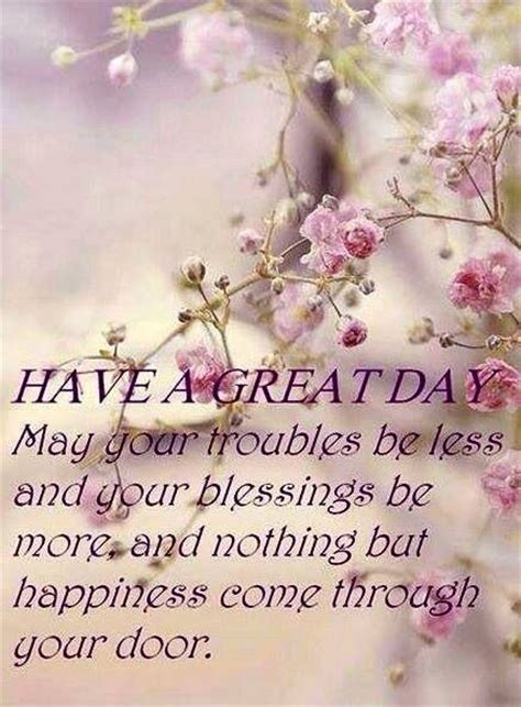 good morning  pray     blessed day today