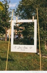 cadre photos polaroid diy mariage au jardin mariage polaroid photos and diy and - Polaroid Mariage