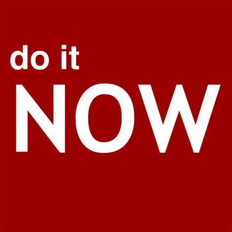 Do It Now! (@doitnow) Twitter