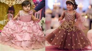 Party wear dresses collection for kids/Frock design ideas ...