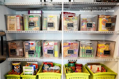 16+ Pantry Organization Ideas You ll Wish You d Thought Of