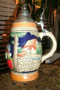 Eby De : armin bay hand painted beer stein made in west germany ebay ~ Orissabook.com Haus und Dekorationen