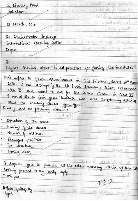 Sample Complaint Letter In Spanish Format of a letter of
