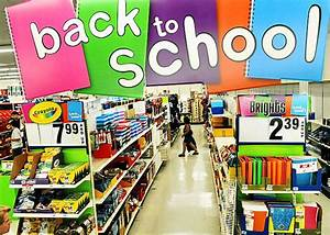 Despite Projected Doldrums, Back-To-School Means 'Back-To ...