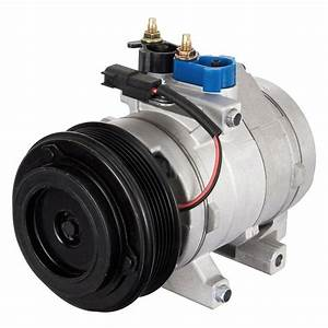 Spectra Premium U00ae  C Compressor With Clutch