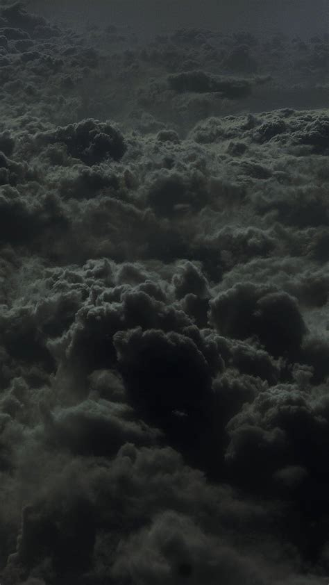 black clouds aesthetic wallpapers