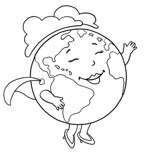 earth day coloring pages   earth day