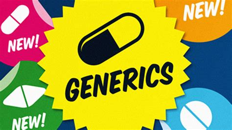 Are generic drugs the right choice?