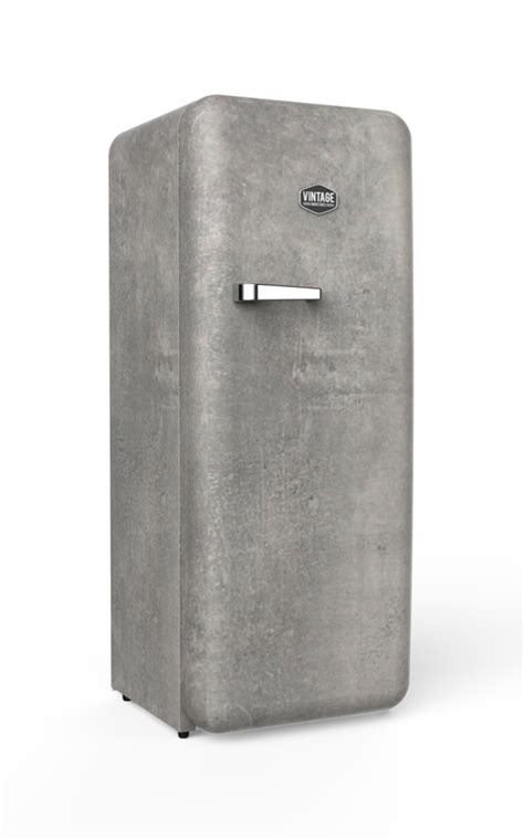 kühlschrank retro günstig retro k 252 hlschrank banksy beton sonderedition gastro cool g 252 nstig k 252 hlen