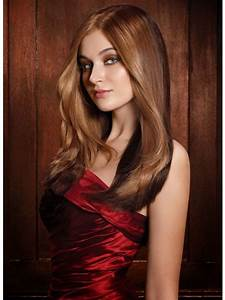 Chocolate Cherry hair color .Steel blue eyes, a cool skin ...