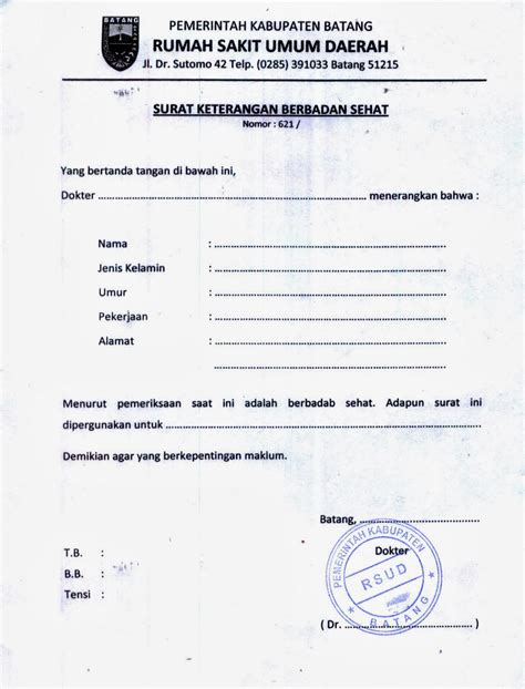Surat Keterangan Layak Kerja by Contoh Izin Usaha Contoh Sur