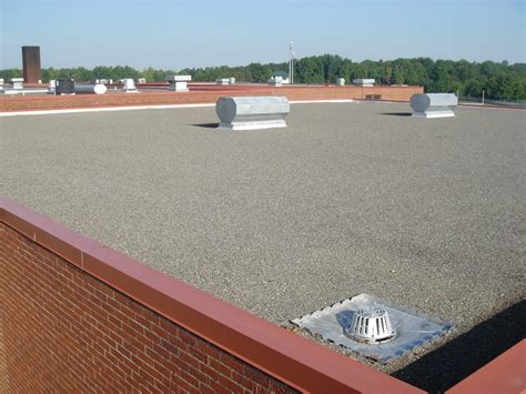 Flat Roof : Flat Roof Types Explained