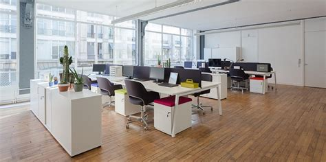 bureaux open space l 39 aménagement de l 39 open space par design