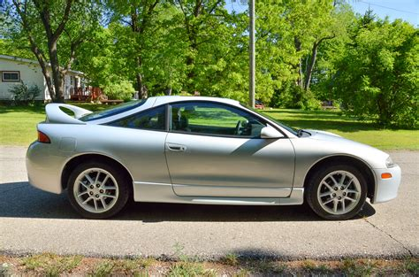 Mitsubishi Eclipse Gsx by 1999 Mitsubishi Eclipse Gsx Awd 5 Speed Bring A Trailer