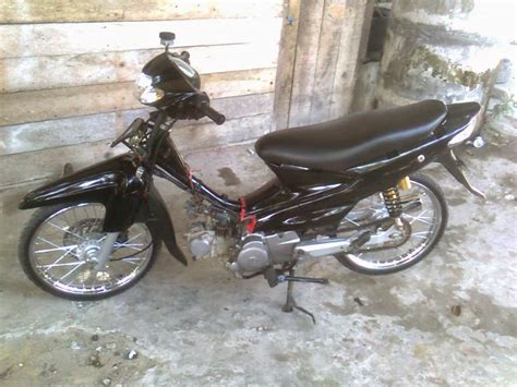 Modifikasi Motor Smash 2007 by Modifikasi Smash 110 Cc Thecitycyclist