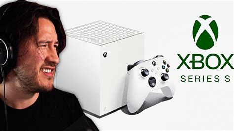 Markiplier Reacts To The Xbox Series S Youtube