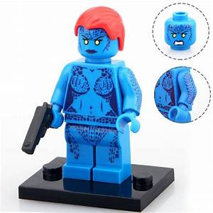 8 Sets MiniFigures Super Heroes X-Men: Apocalypse ...