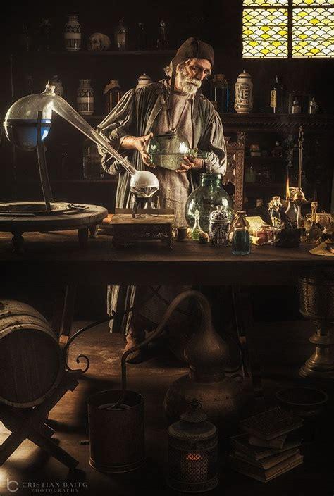 The Alchemist In 2020 Alchemist Fantasy Artwork