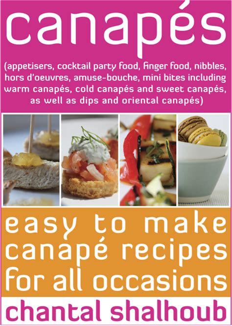 canape recipes canapés catering event canapes exquisite
