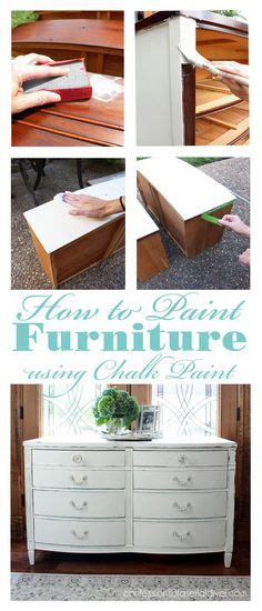 The Beginner's Guide To Using Annie Sloan Chalk Paint