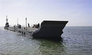Improved Navy lighterage system enables dynamic logistical ...