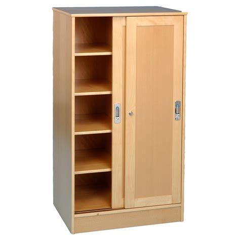 Wooden Cupboard by Large Wooden Cupboard