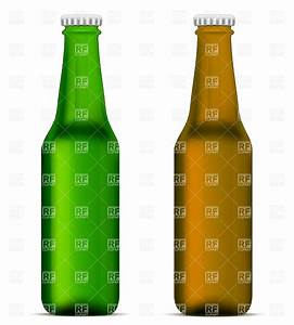 Green and brown beer bottles, 5457, Food and Beverages ...