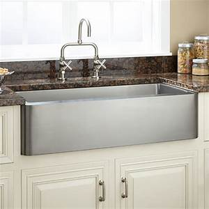 33quot Hazelton Stainless Steel Farmhouse Sink Kitchen