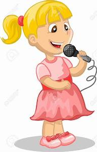 Best Children Singing Clipart #19618 - Clipartion.com