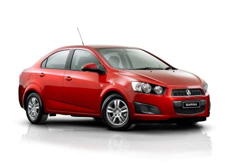 All-new Barina Sedan Stretches The Appeal Of Holden's