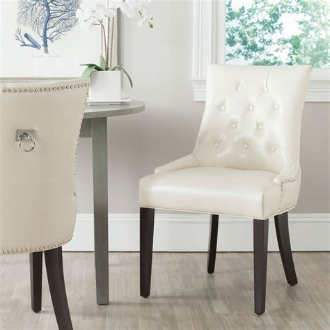 safavieh dining room chairs mcr4716b set2 dining chairs furniture by safavieh