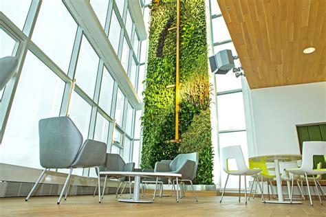 for indoor walls desjardins unveils the tallest indoor living wall in the
