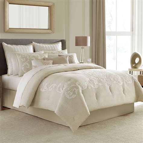 26759 bed comforter sets manor hill verona complete bedding set from beddingstyle