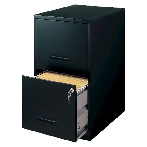black metal file cabinet 2 drawer hirsh black vertical 2 drawer filing cabinet metal target