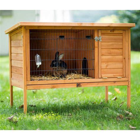 Rabbitt Hutch - prevue rabbit hutches pet crates direct