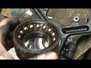 How to Replace the front Brake pads and discs on a