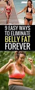9 Ways to FINALLY Lose That Stubborn Belly Fat - Get N Tips