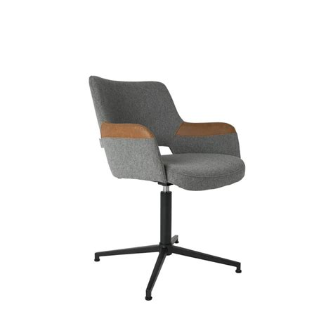 fauteuil de bureau fauteuil design pivotant syl zuiver