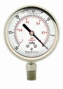 Liquid Filled Pressure Gauges - Srsintldirect