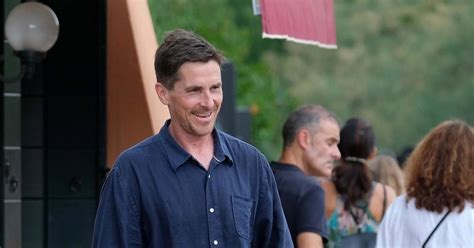 Christian Bale Completely Transforms His Body Again See