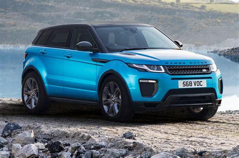 land rover range rover evoque coupe range rover evoque landmark edition celebrates sales