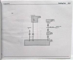 2015 Ford Escape Electrical Wiring Diagrams Manual