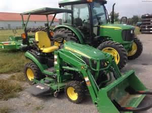 2013 john deere 1025r tractors compact 1 40hp john