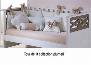 Tour De Lit Pour Berceau : choix vari de tour de lit de qualit chez ksl living ~ Teatrodelosmanantiales.com Idées de Décoration