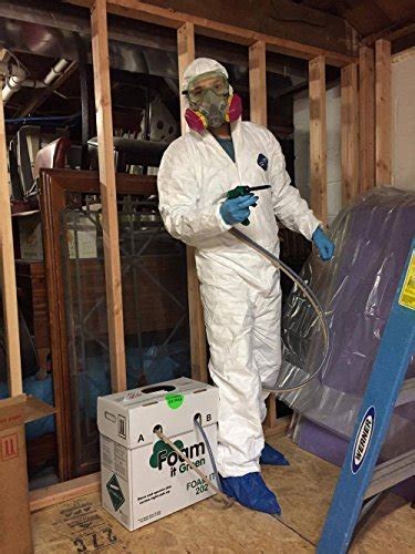 Foam It 202 Fire Retardant Spray Foam Insulation Kit (202